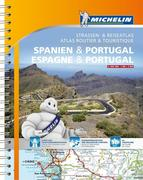 Michelin Atlas Spanien & Portugal