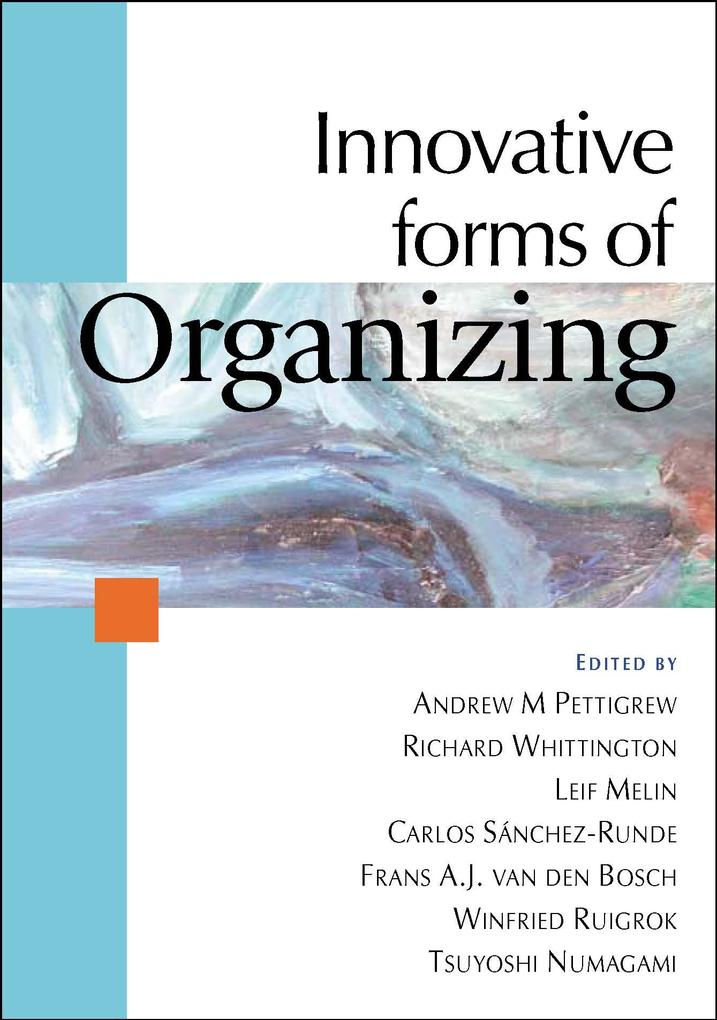 Innovative Forms of Organizing als eBook Downlo...