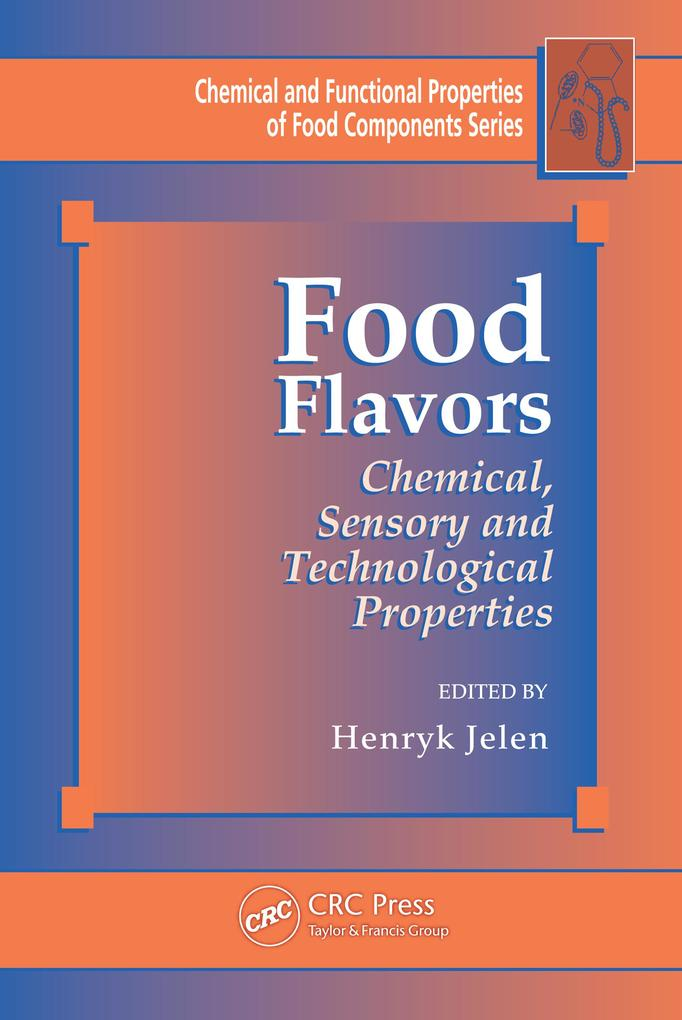 Food Flavors als eBook Download von