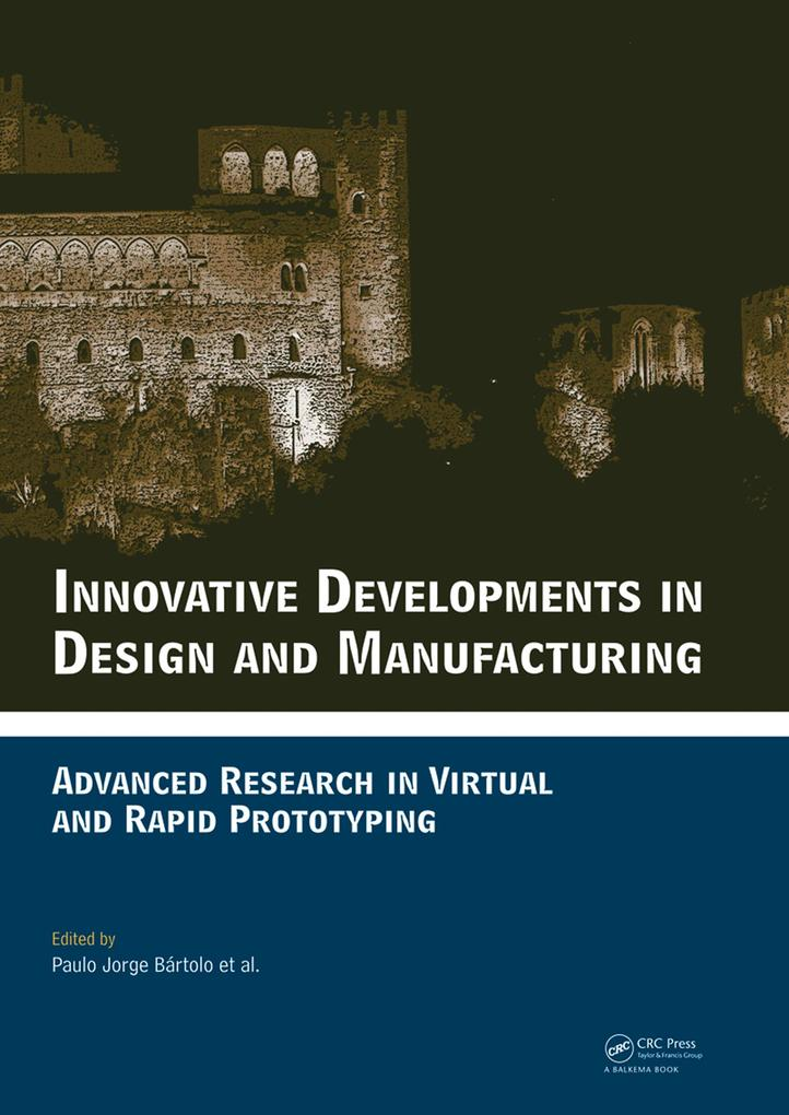 Innovative Developments in Design and Manufactu...