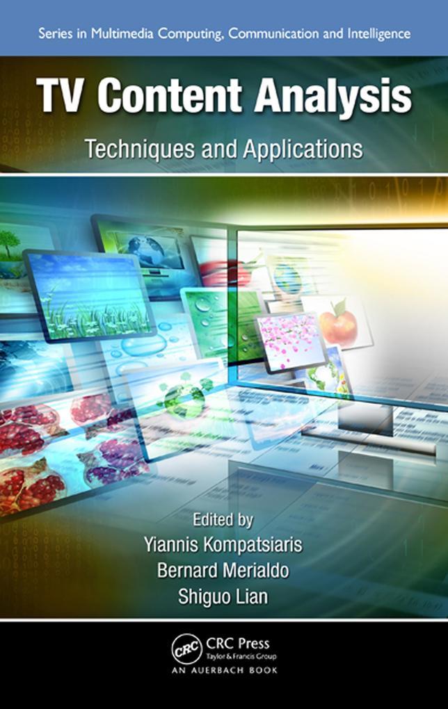 TV Content Analysis als eBook Download von