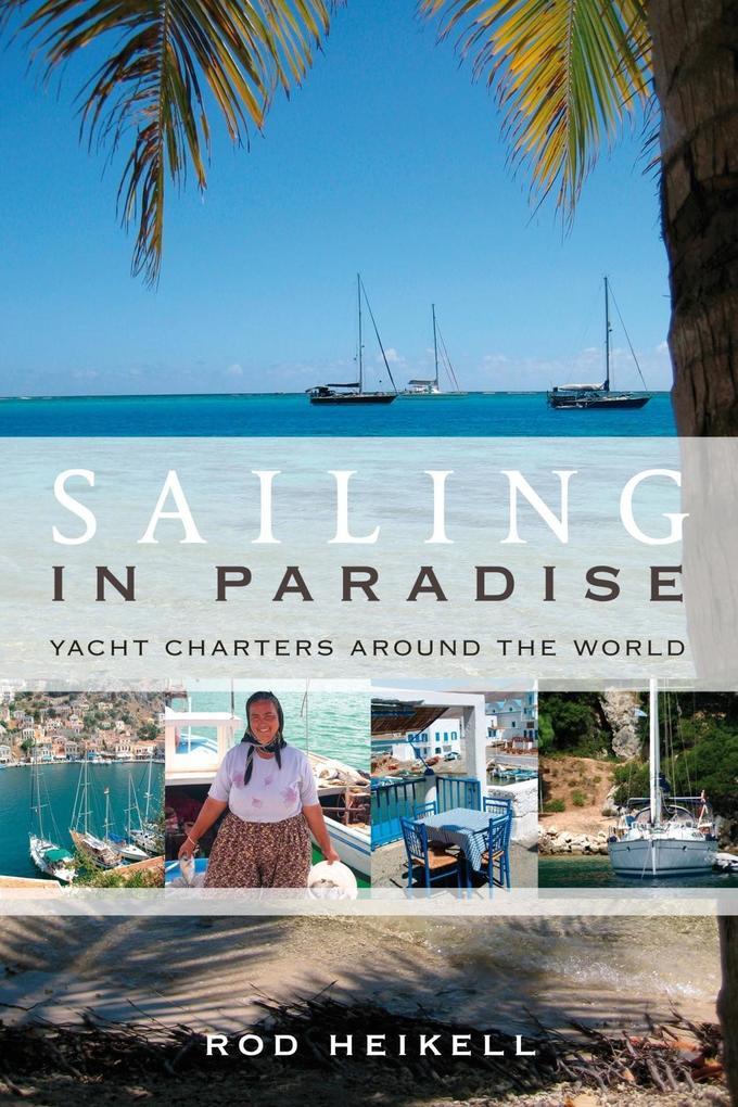 Sailing in Paradise als eBook Download von Rod ...