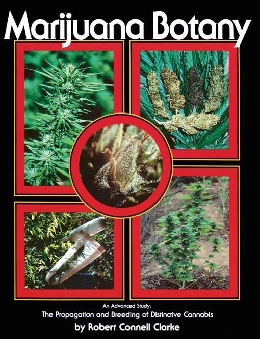 Marijuana Botany als eBook Download von Robert ...
