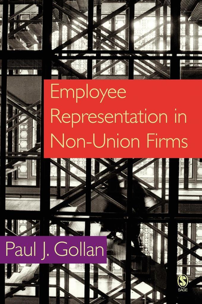 Employee Representation in Non-Union Firms als ...