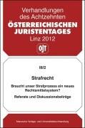 Österreichischer Juristentag (18.) Strafrecht