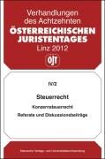 Österreichischer Juristentag (18.) Steuerrecht