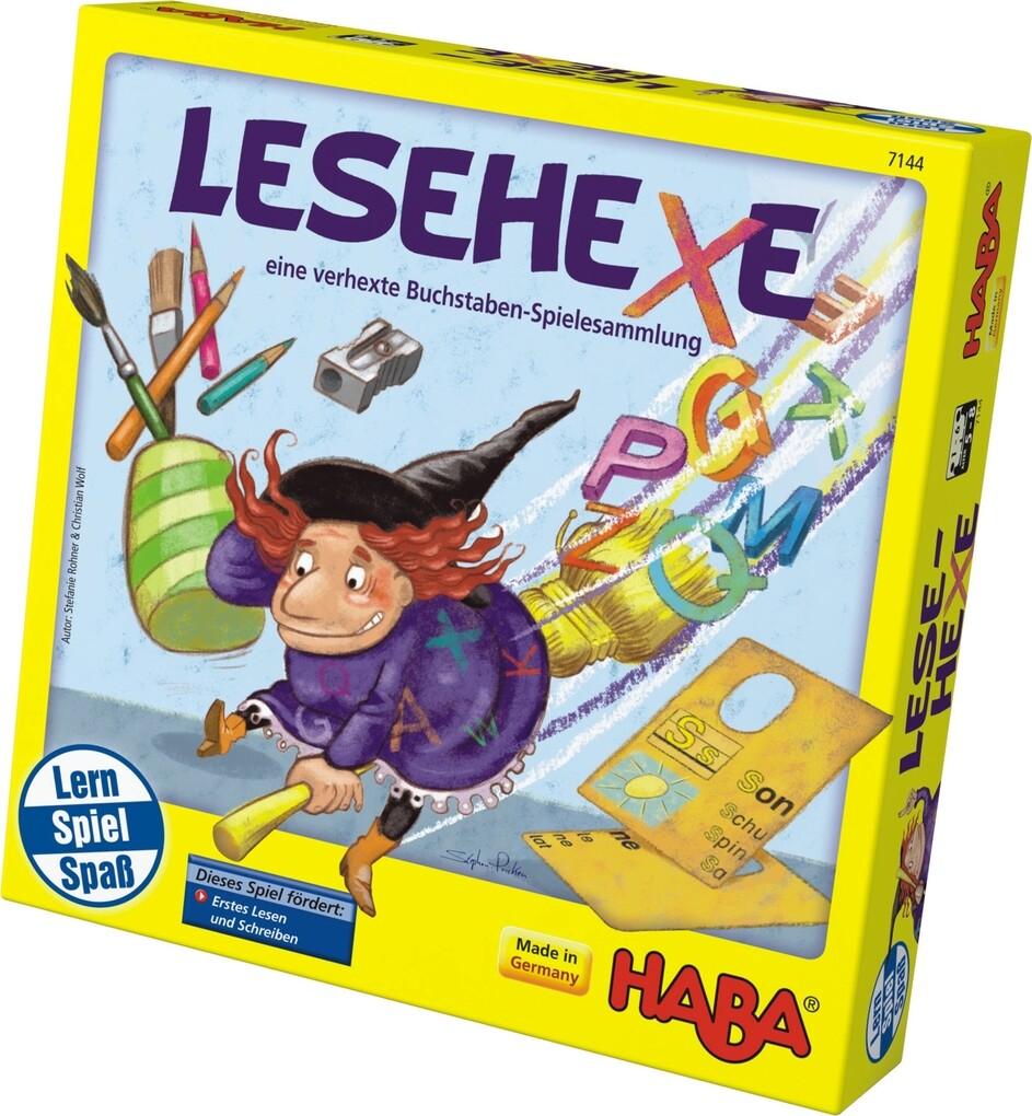 HABA - Lesehexe