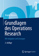 Grundlagen des Operations Research