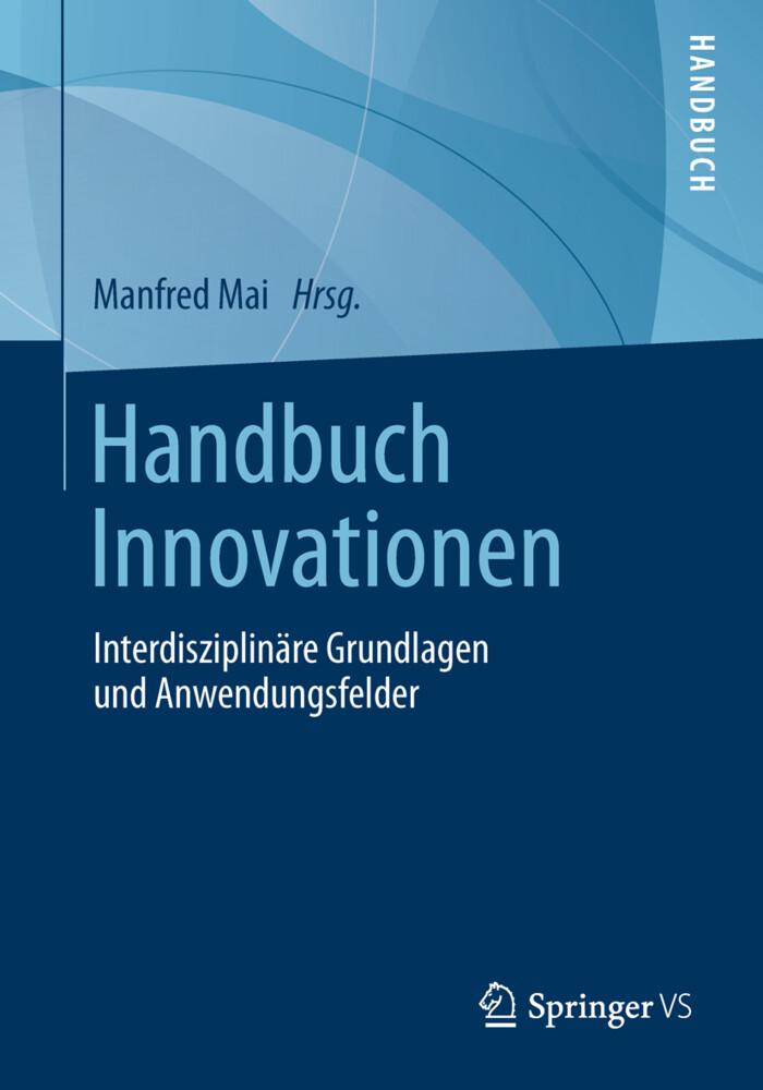 Handbuch Innovationen als Buch (kartoniert)