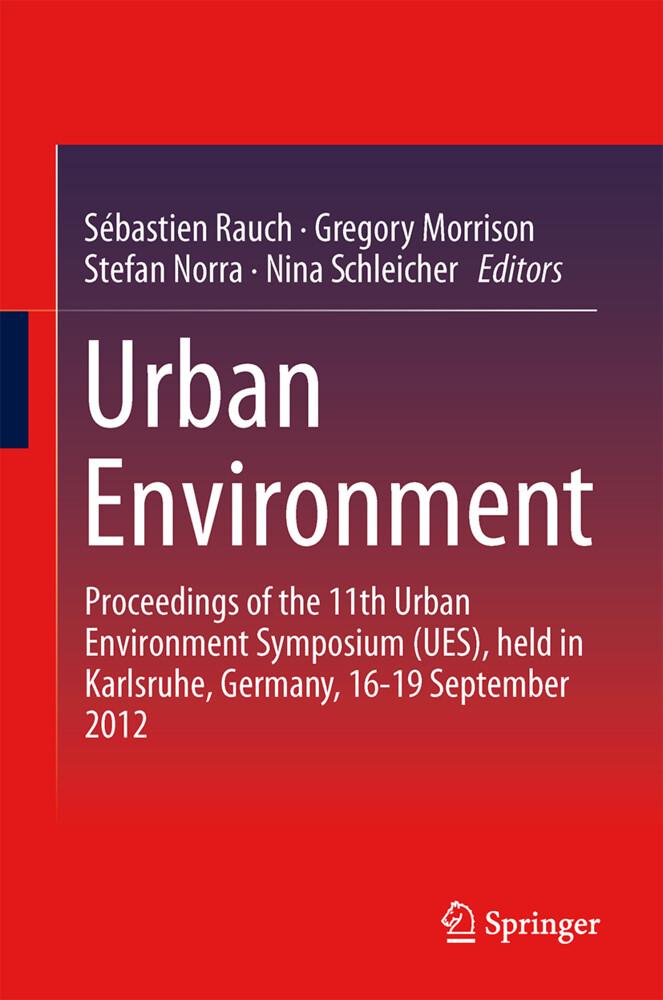 Urban Environment als Buch von
