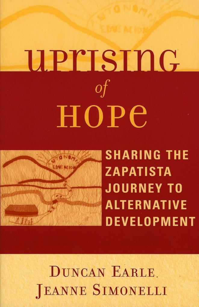 Uprising of Hope als eBook Download von Jeanne ...