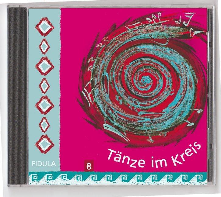 Tänze im Kreis 8 - CD als Hörbuch CD von