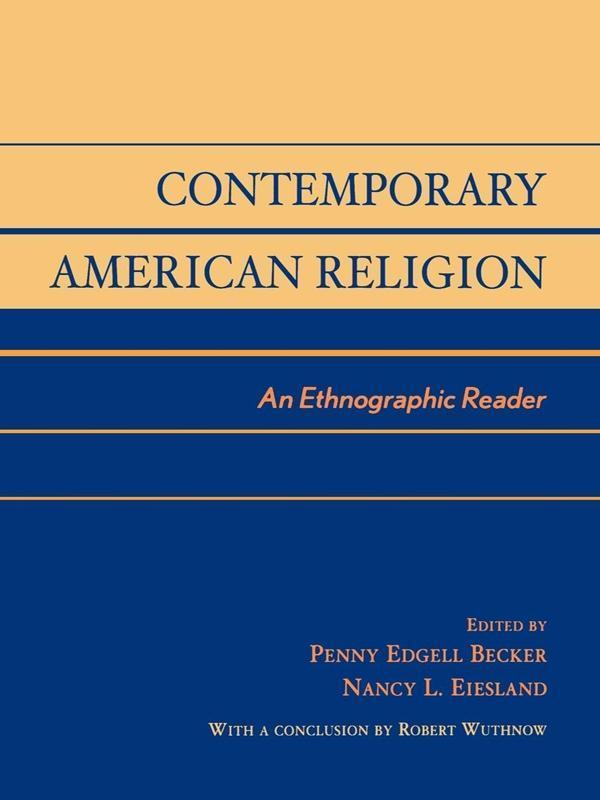 Contemporary American Religion als eBook Downlo...
