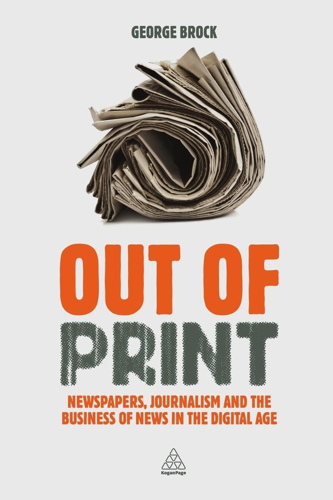 Out of Print als eBook Download von George Brock