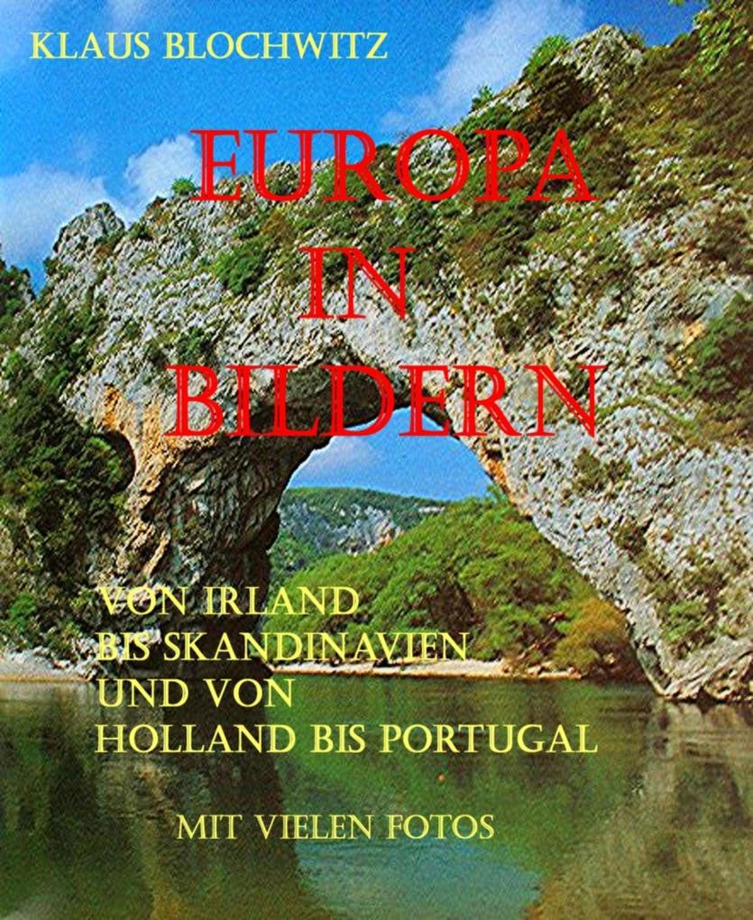 Europa in Bildern als eBook Download von Klaus ...