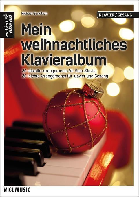 Mein weihnachtliches Klavieralbum als Buch von ...