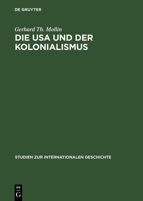 Die USA und der Kolonialismus als eBook Downloa...