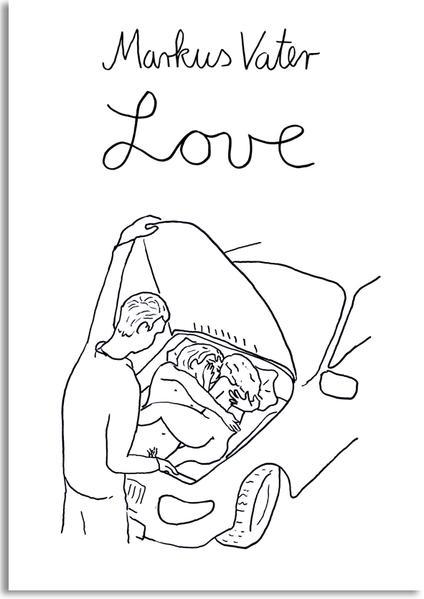 Markus Vater-Love als Buch von Markus Vater