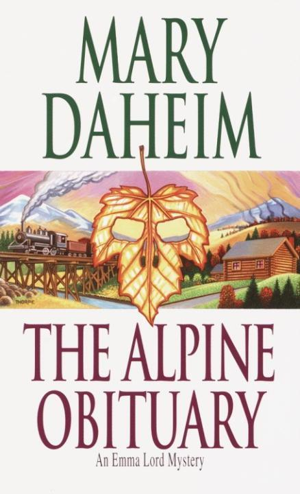 The Alpine Obituary als eBook