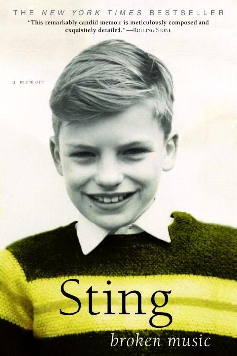 Broken Music als eBook Download von Sting