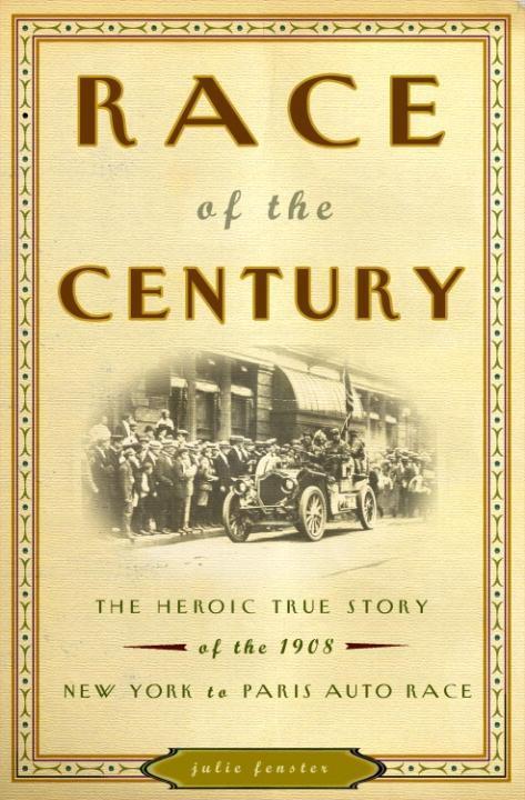 Race of the Century als eBook Download von Juli...