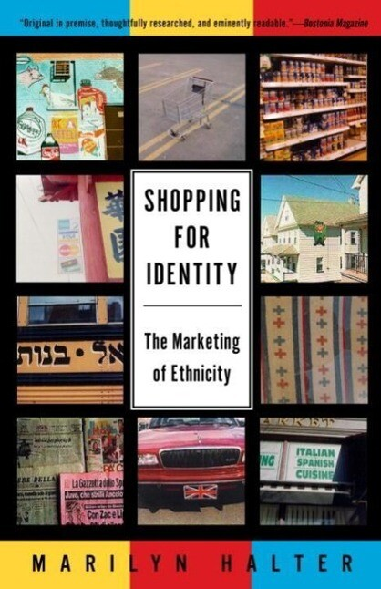 Shopping for Identity als eBook Download von Ma...
