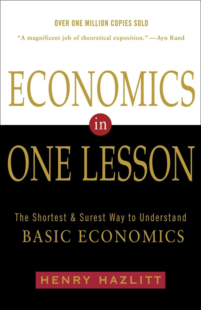 Economics in One Lesson als eBook Download von ...