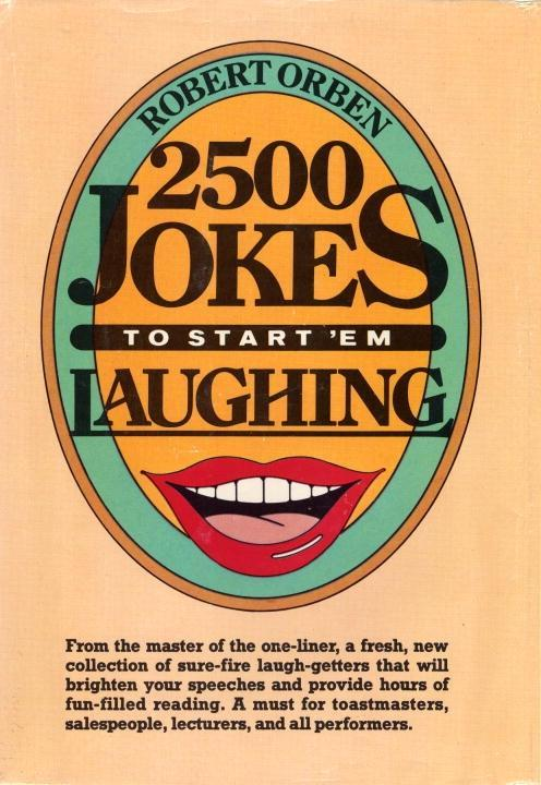 2500 Jokes to Start ´Em Laughing als eBook Down...