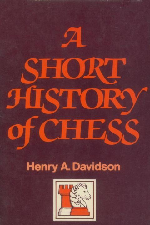 A Short History of Chess als eBook Download von...