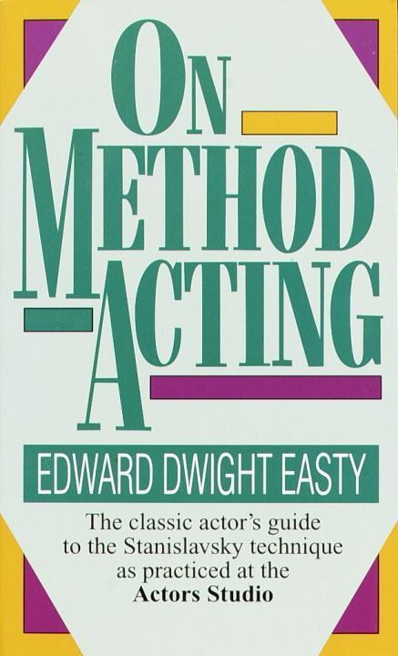 On Method Acting als eBook Download von Edward ...