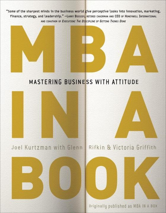 MBA in a Book als eBook Download von Joel Kurtz...