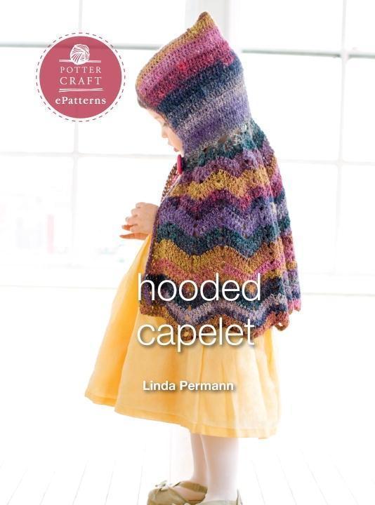 Hooded Capelet als eBook Download von Linda Per...