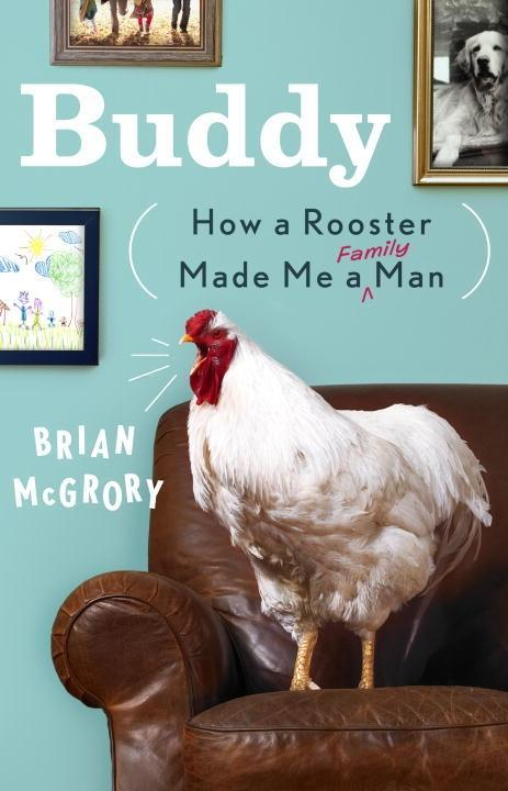 Buddy als eBook Download von Brian Mcgrory