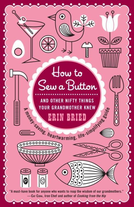 How to Sew a Button als eBook Download von Erin...