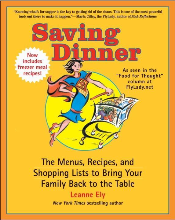 Saving Dinner als eBook Download von Leanne Ely