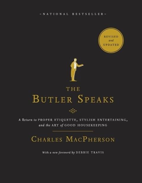 The Butler Speaks als eBook Download von Charle...