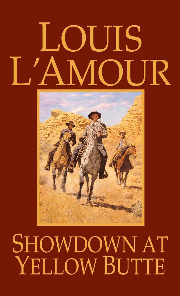Showdown at Yellow Butte als eBook Download von...
