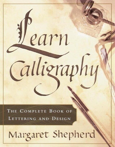 Learn Calligraphy als eBook Download von Margar...