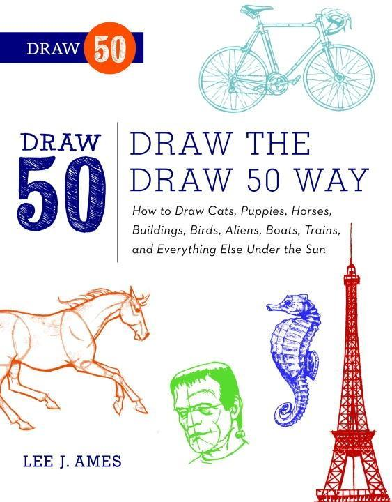 Draw the Draw 50 Way als eBook Download von Lee...