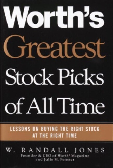 Worth´s Greatest Stock Picks of All Time als eB...