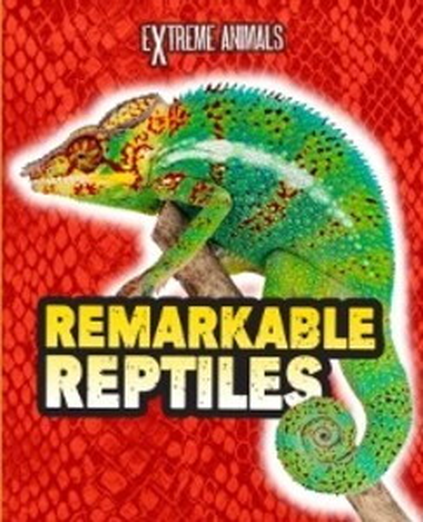 Remarkable Reptiles als eBook Download von Isabel Thomas - Isabel Thomas