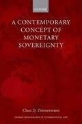 Contemporary Concept of Monetary Sovereignty