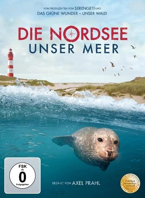 Die Nordsee - Unser Meer als DVD