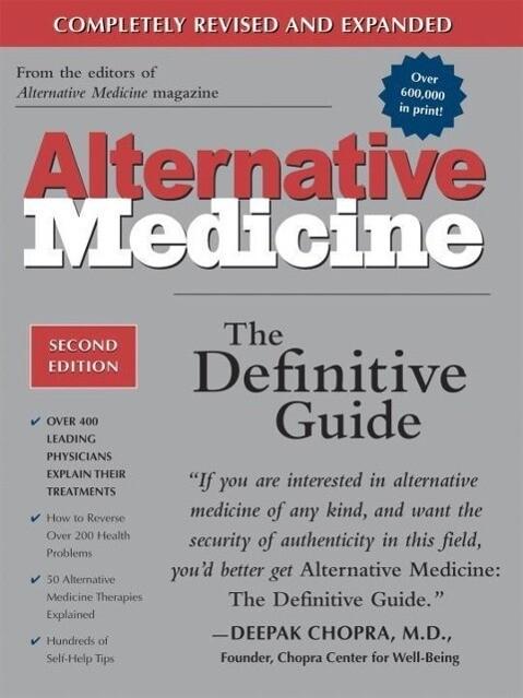 Alternative Medicine, Second Edition als eBook ...