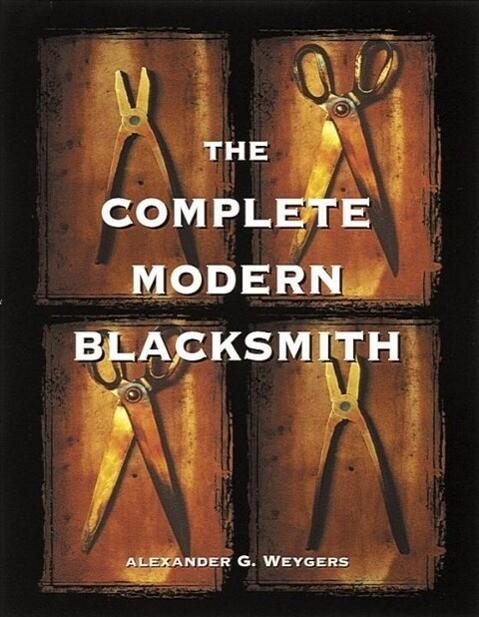 The Complete Modern Blacksmith als eBook Downlo...