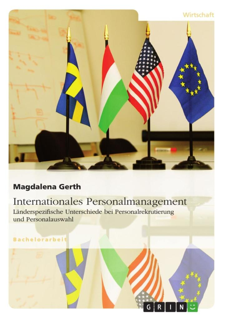Internationales Personalmanagement als eBook Download von Magdalena Gerth - Magdalena Gerth
