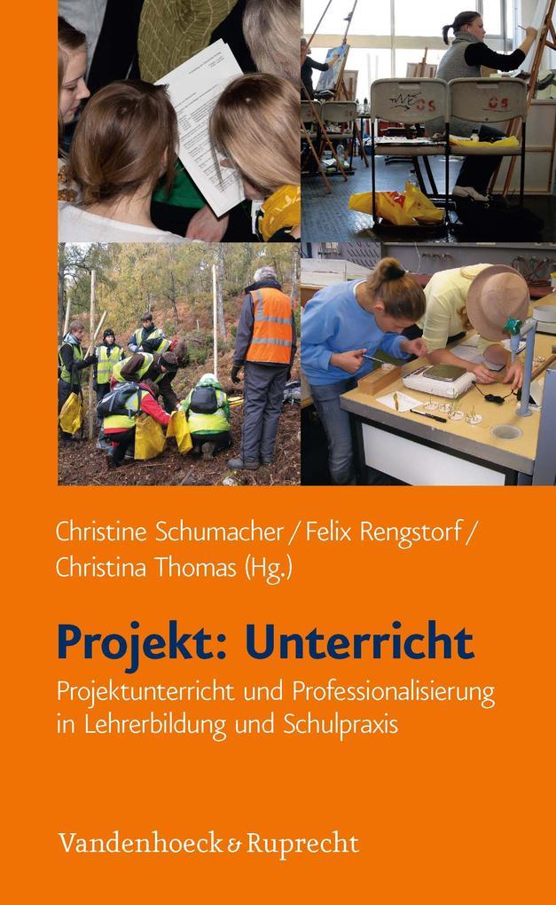 Projekt: Unterricht als eBook Download von