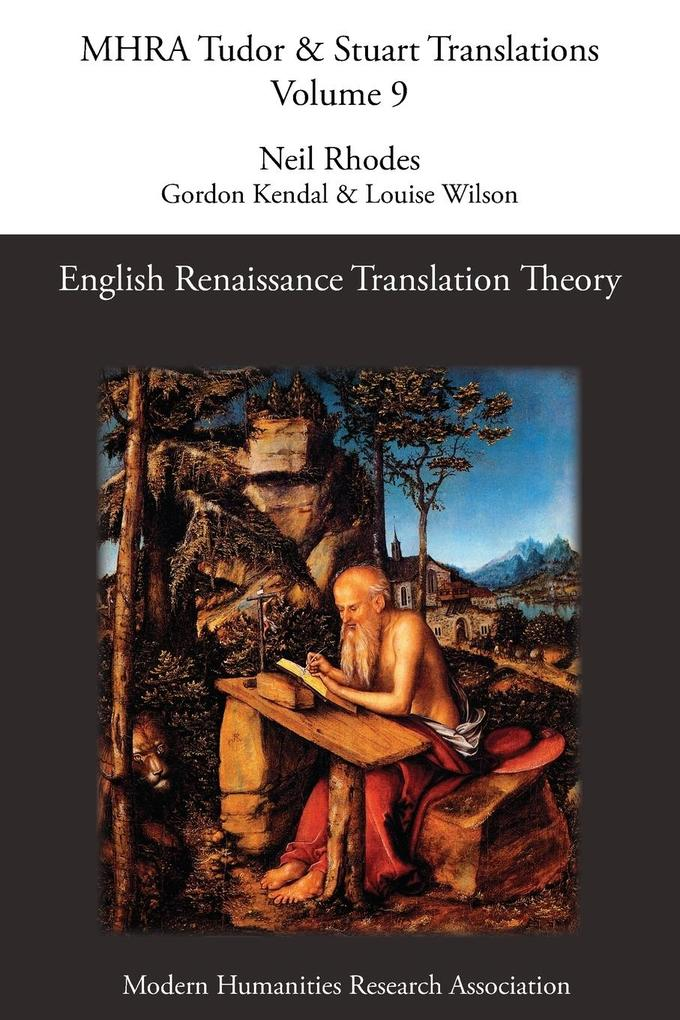 English Renaissance Translation Theory als Tasc...