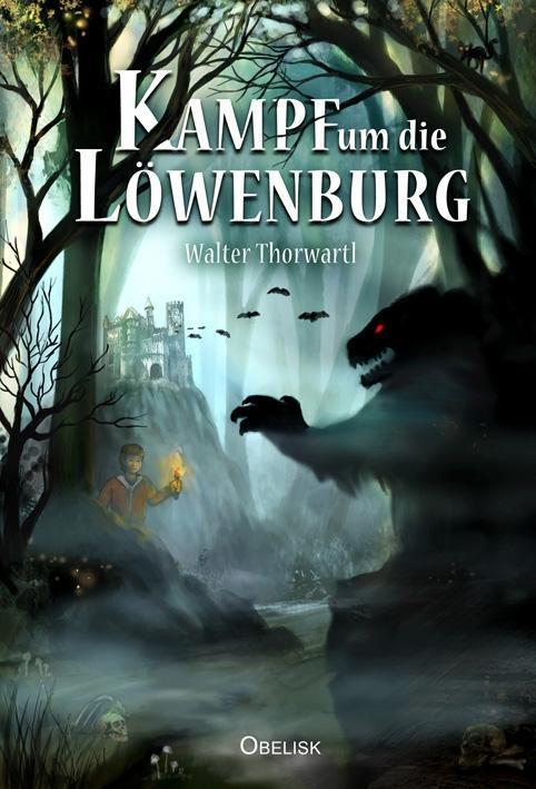 Kampf um die Löwenburg als eBook Download von W...