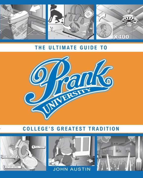 Prank University als eBook Download von John Au...